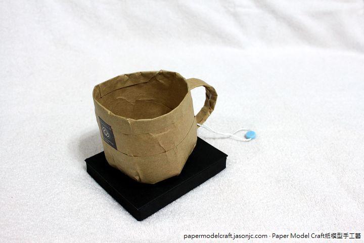 甜蜜蜜馬克杯紙模型